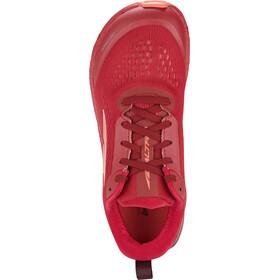 Altra Paradigm 5 Buty do biegania Kobiety, czerwony